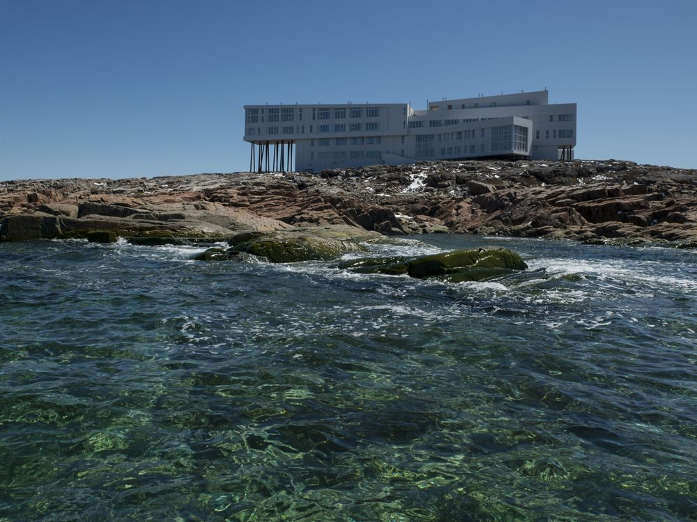 A Hotel At The Edge Of The World The Fogo Island Inn By