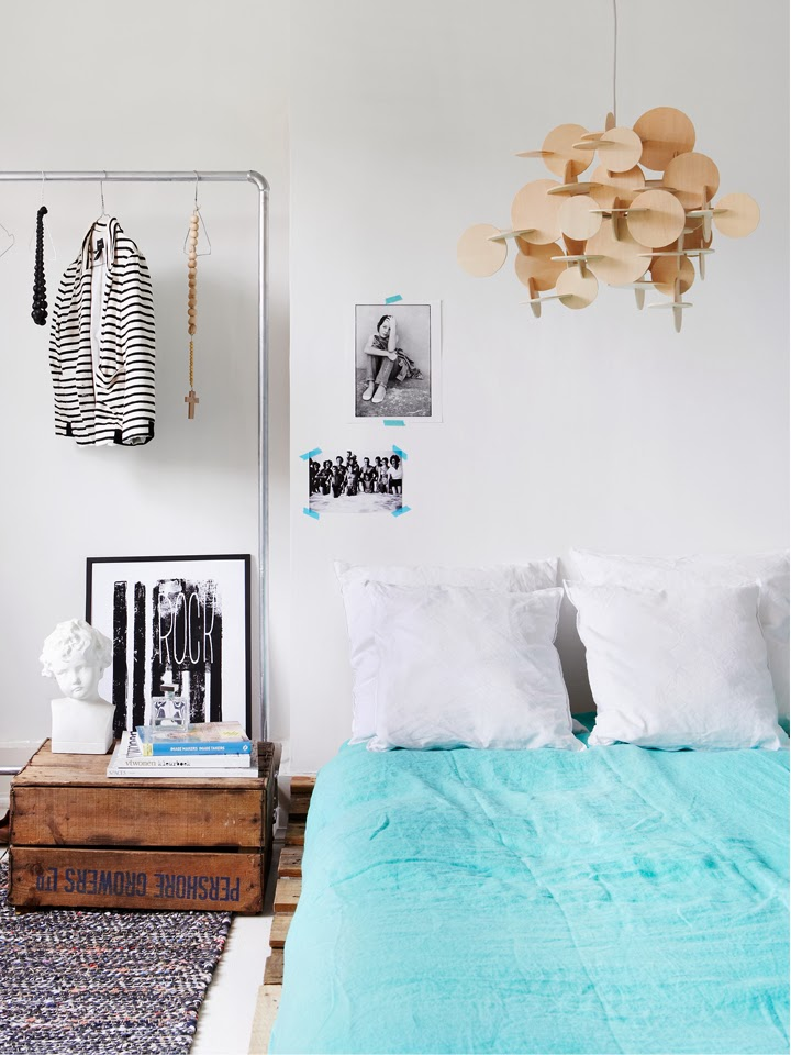 Amazing Design Bloggers At Home: Karine From Bodie And Fou