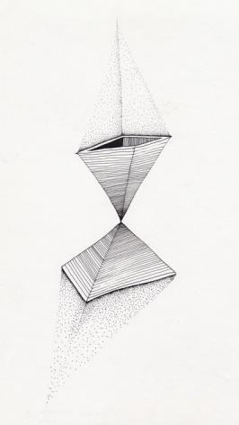 B&W Prints - Sand Pyramids by NikaQ