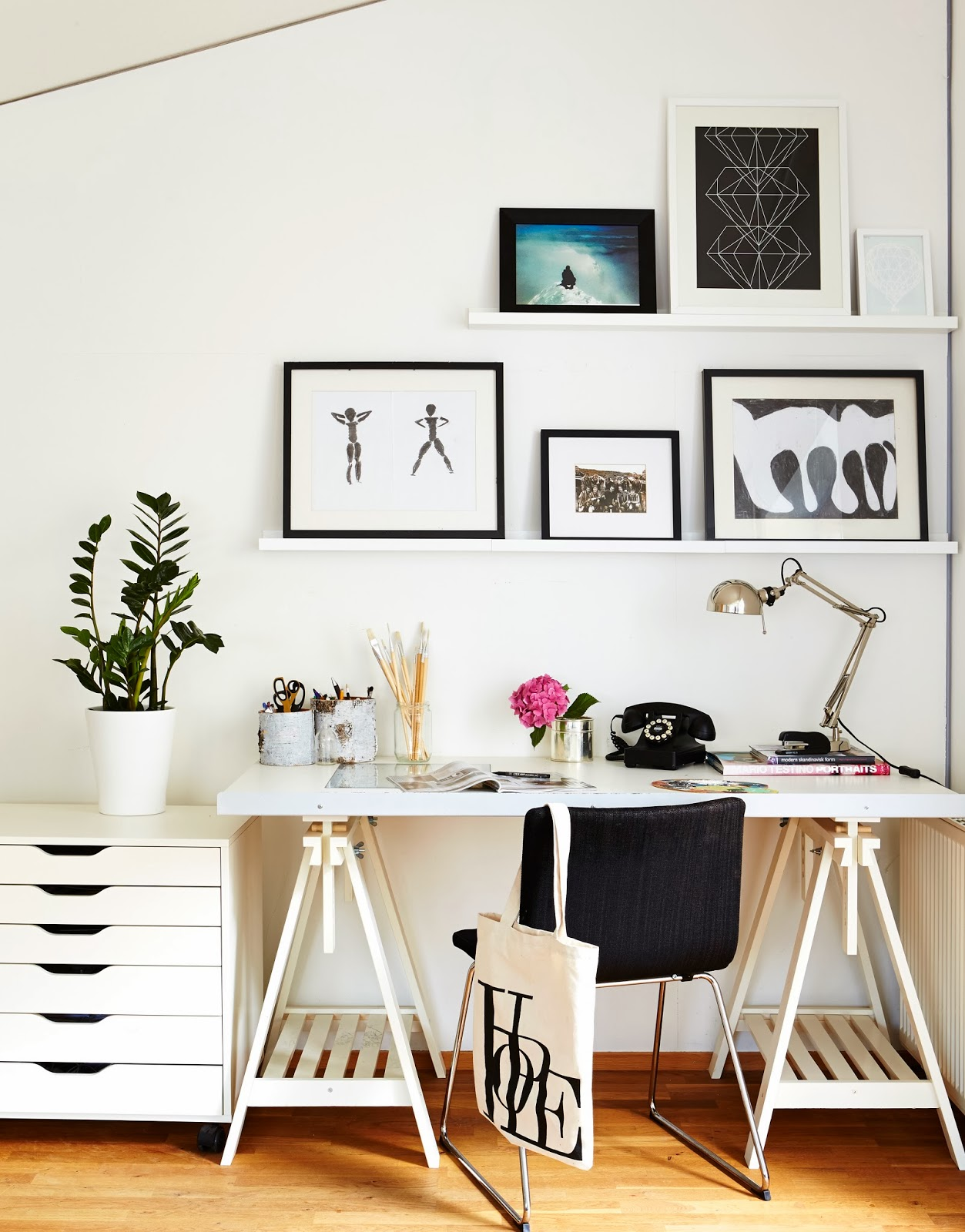 ... 1253 × 1600 In Design Bloggers At Home ...