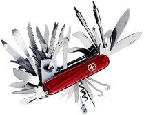 My Liebster: Swiss Army Knife