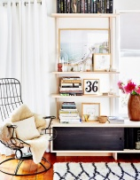 Design Bloggers at Home: Victoria editor of SF Girl by Bay