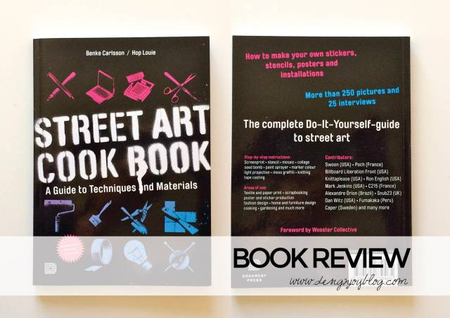 Street Art Cook Book Review