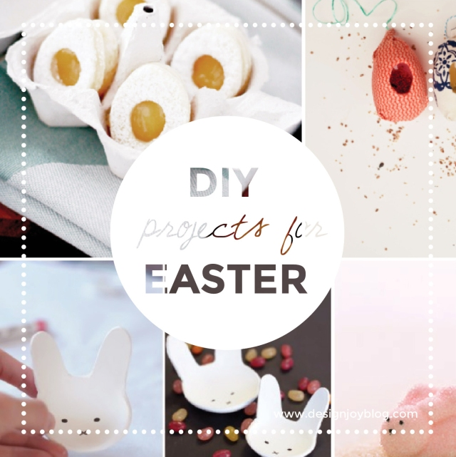 Design Joy diy Easter projects
