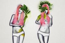 Jenny Liz Rome :: Garden Girls