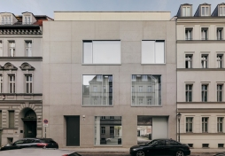 Where modern architects live DAVID CHIPPERFIELD Berlin home outside