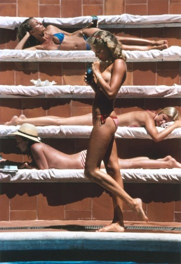 DesignJoyBlog Slim Aarons Collection by Surface View // Catherine Wilke