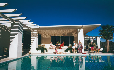 Slim Aarons Collection by Surface View // Poolside in Arizona