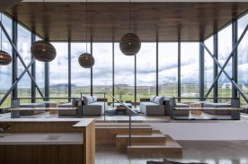 Luxury and Northern Lights in Iceland : The Ion Hotel by Minarc