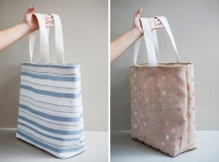 8 DIY projects for mother's day // Beach Bag