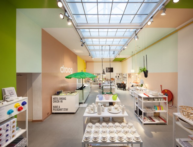Design Joy // Droog Flagship Store