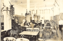 Lounge of the Lloyd Hotel