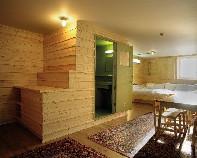 DesignJoyBlog // Lloyd hotel Amsterdam 5 star room music room - Rob t Hart