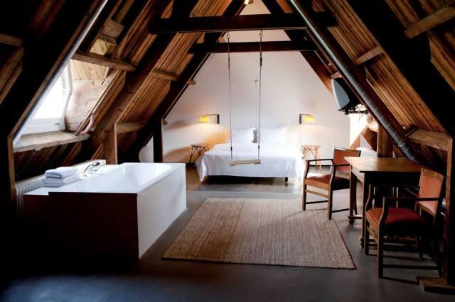 DesignJoyBlog // Lloyd Hotel Amsterdam 5 star room